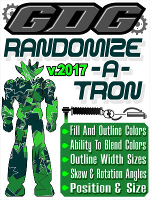 GDG Randomize-a-tron for v.2017