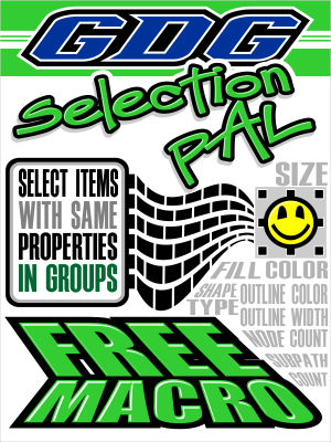 GDG Selection Pal Free Macro