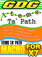 GDG Items Ta Path for X7