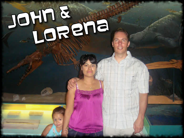 JOHN AND LORENA GDG