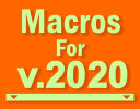 CorelDraw macros for version 2020