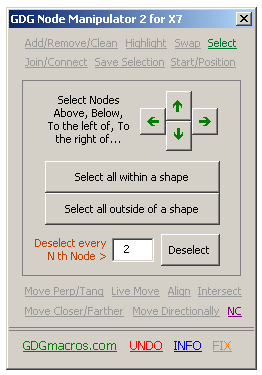 node manipulator macro for X7 version 2 picture number 4